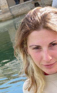 Sandra, Bagno Vignoni 2006