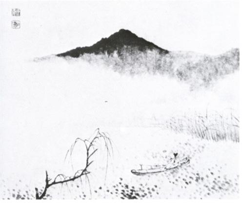 shi tao, pittore-pescatore